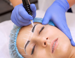 Augenbrauentransplantation in der Türkei