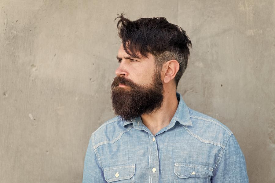 Die Bartverdichtung