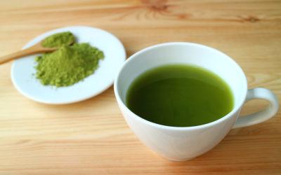 Grüner Tee gegen Haarausfall: Wie hilft er?