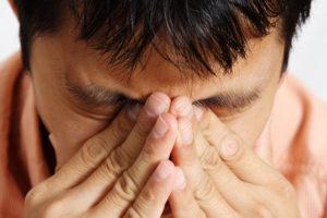 Haarausfall Stress