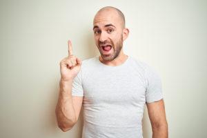 Haarausfall bei jungen Männern - ein sensibles Thema