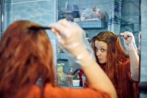 Haarausfall durch Henna