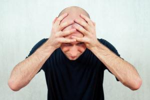 Haarausfall nach der Haartransplantation
