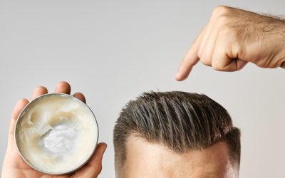 Haarmaske bei Haarausfall