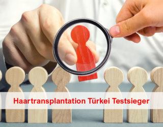 Haartransplantation Türkei Testsieger | Wieso es keinen Testsieger gibt!