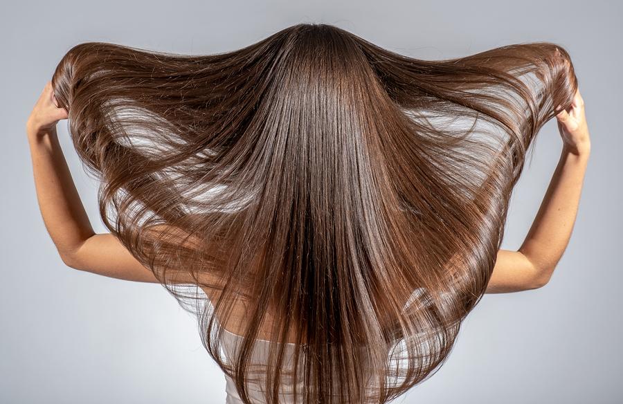 Lässt sich dünnes und feines Haar stärken
