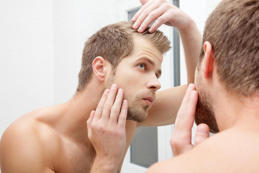 Mechanischer Haarausfall