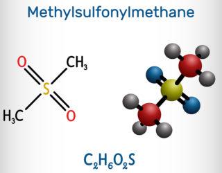 Methylsulfonylmethan gegen Haarausfall