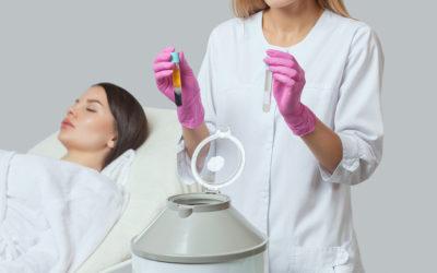 PRP Therapie nach der Haartransplantation