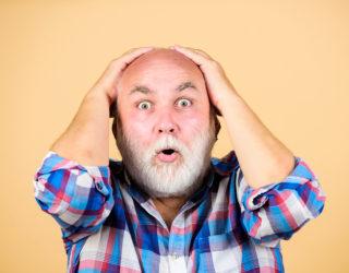 Starker Haarausfall – Gründe für Haarausfall