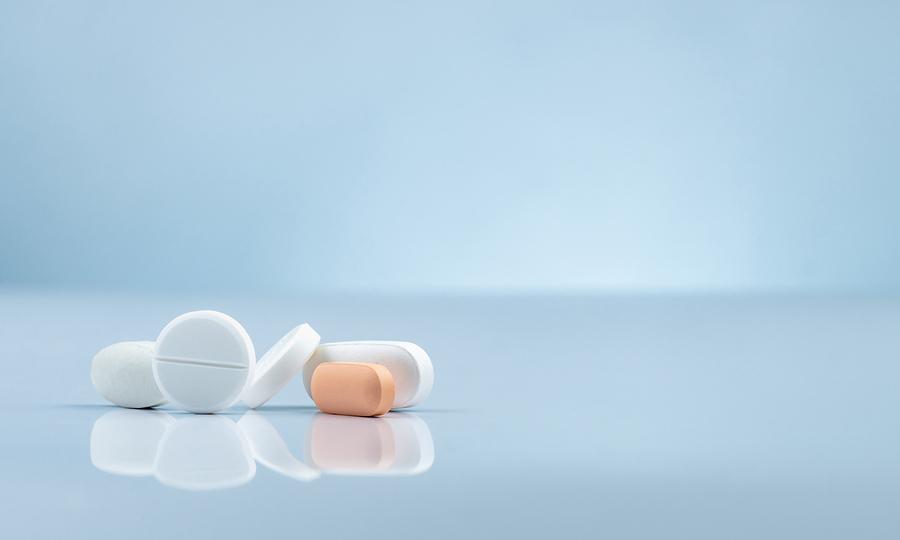 Tabletten gegen Haarausfall