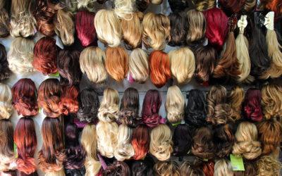 Toupet – Haarersatz mit Echthaar oder Kunsthaar