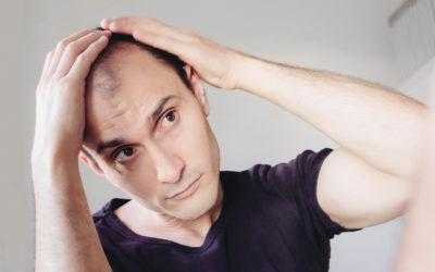Vorzeitigem Haarausfall vorbeugen